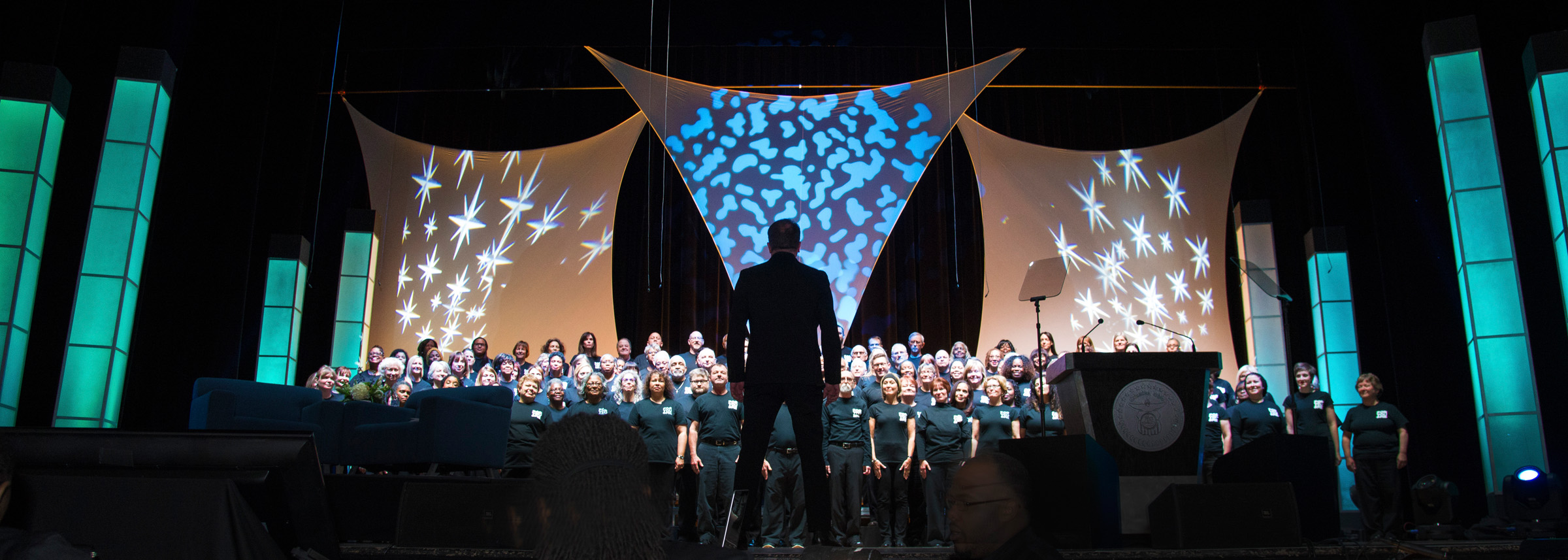 State of the City 2015 choir