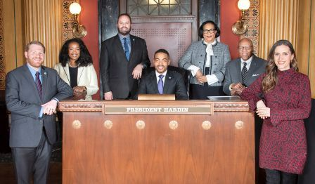 Columbus City Council Official