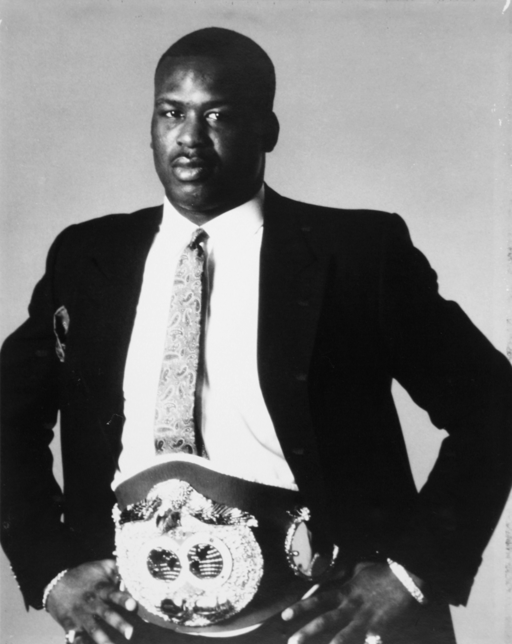 "James ""Buster"" Douglas"