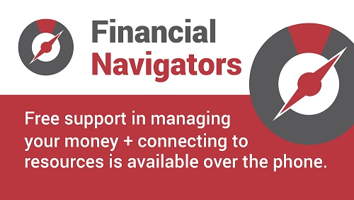 Financial Navigator Slide