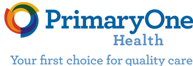 PrimaryOne Health logo