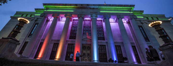 2018 Pride Illumination