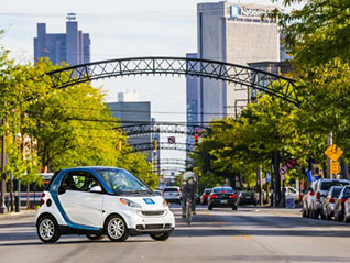 Car2Go in Action