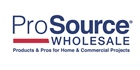 ProSource Wholesale Flooring, Kitchen and Bath logo
