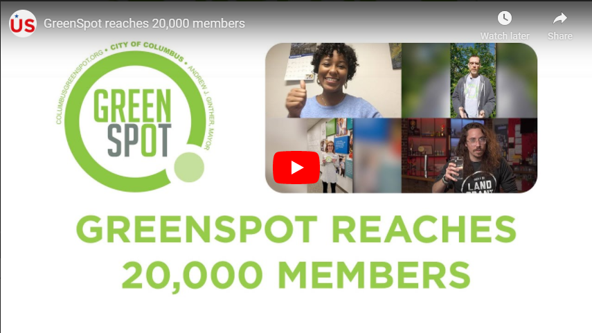 GreenSpot Reaches 20k members