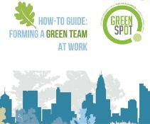 How to start a green team at work cover
