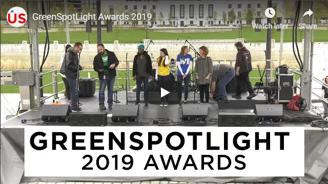 2019 GreenSpotlight Awards