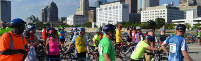 Columbus Biking