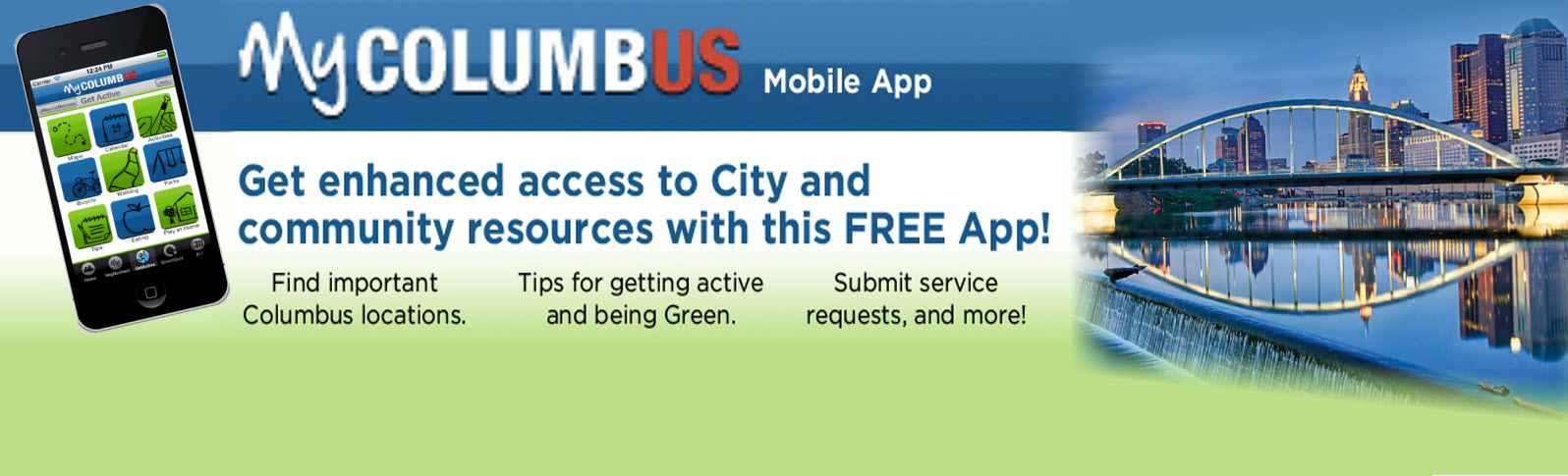 MyCOLUMBUS Mobile App