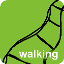 Walking routes