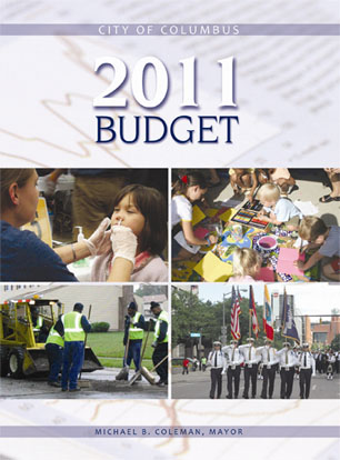 2011 Budget Cover