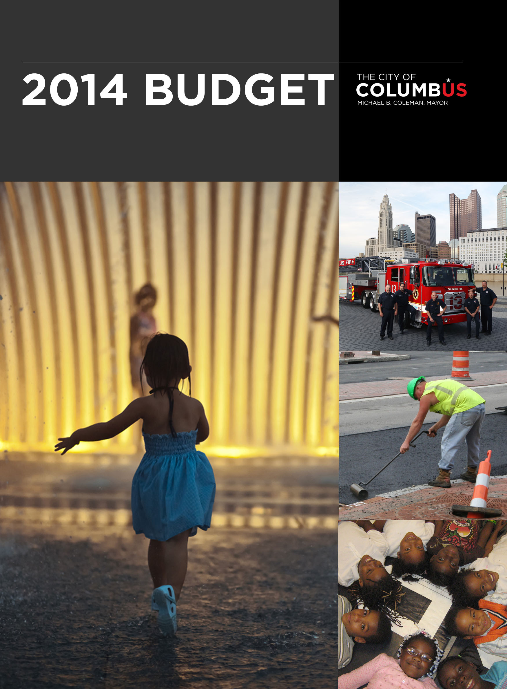 2014 Budget Cover