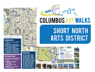 Short North Art Walk Image