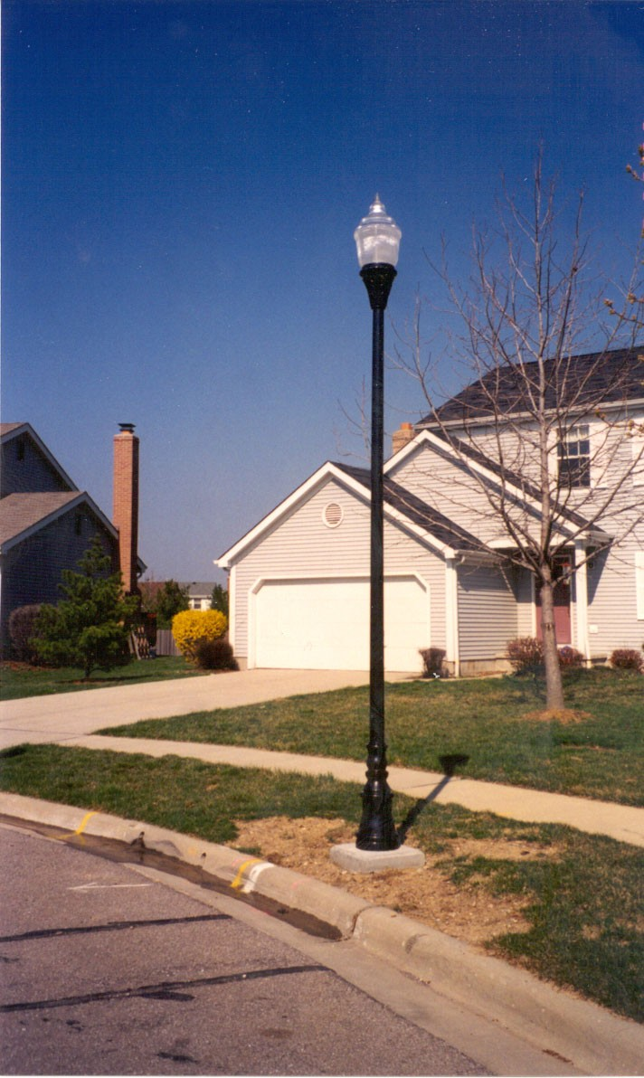 Citywide Street Lighting
