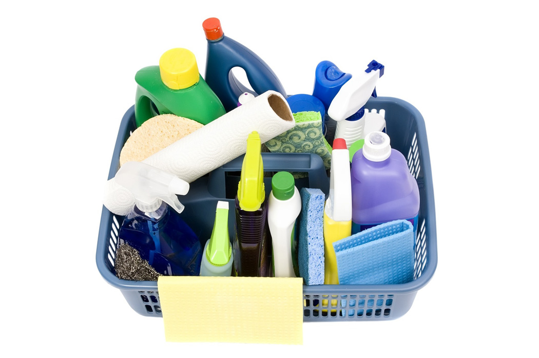 Dispose of Household Hazardous Waste Properly