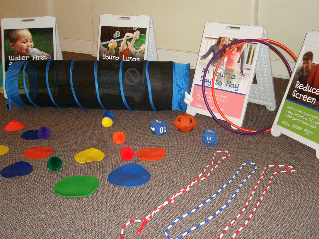 Active Play kit image