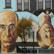 Short North - American Gothic