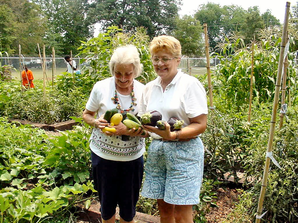 Community Garden Ladies