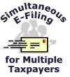 Simultaneous E-Filing